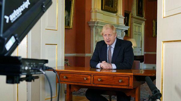 """A declaração do primeiro-ministro britânico já foi criticada como """"vaga e confusa"""""""
