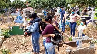 El Gobierno de Nicaragua acusado de silenciar las muertes por coronavirus
