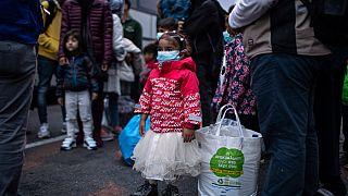 دولت یونان قرنطینه کمپهای پناهجویان را تمدید کرد