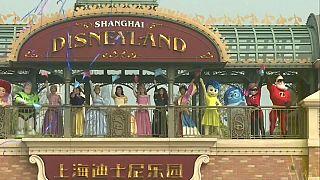 Újranyitott a sanghaji Disney-park