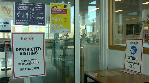 Írország: gyorsan terjed a vírus az idősotthonokban