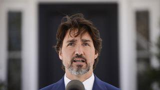 Kanada Başbakanı Justin Trudeau