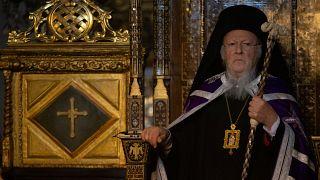 """Τουρκικό περιοδικό χαρακτηρίζει ως """"γκιουλενιστή"""" τον Οικουμενικό Πατριάρχη"""