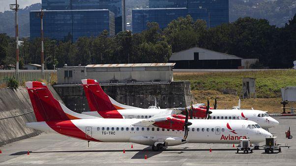 La compagnie aérienne Avianca victime de la pandémie