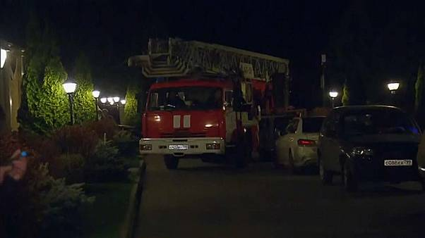 Пожар в доме престарелых унес жизни 9 человек