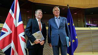 Χωρίς μεγάλες φιλοδοξίες η επανάληψη των ευρωβρετανικών διαπραγματεύσεων