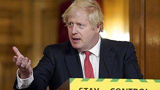 Johnson bremst: Lockerungen nicht zu früh und nicht zu weitreichend