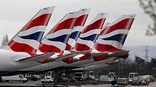 British Airways contra la cuarentena
