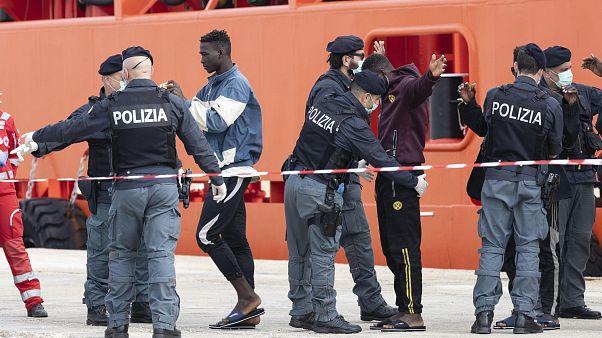 Illegális bevándorlás – Olaszország