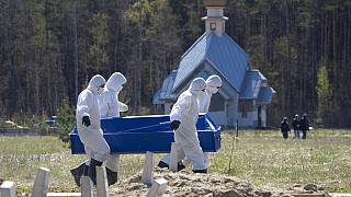 Tovább gyorsult a járvány Oroszországban