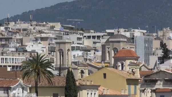 Crise sanitária afeta alojamento local em Atenas