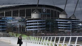 Etihad Stadium en Manchester