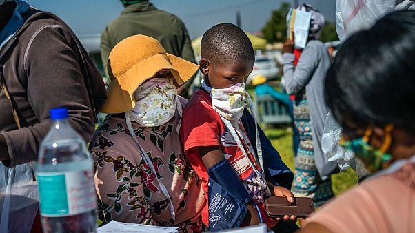 BM: Koronavirüs Afrika'da AIDS'ten ölenlerin sayısının ikiye katlanmasına sebep olabilir