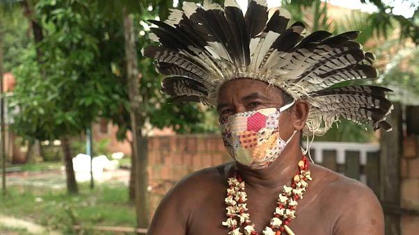População Indígena de Manaus queixa-se de abandono