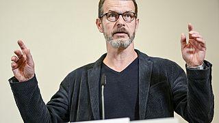 Jan Sperhake, senior doctor at the institute for forensic medicine at the Eppendorf University Hospital (UKE)