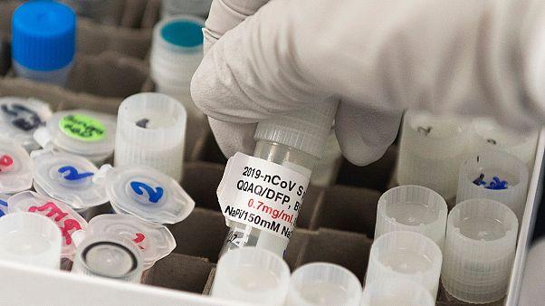 ABD Çin'i aşı geliştirme projelerine sızmakla suçladı