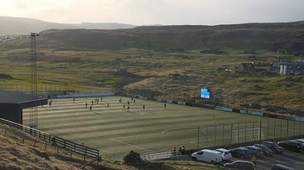 Football restarts in Europe as Faroe Islands kick off season