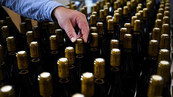 طرح ۱۴۰ میلیون یورویی فرانسه برای حمایت از صنعت بحرانزده شراب