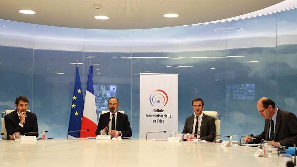لجنة إدارة تسيير الأزمة الصحية في فرنسا