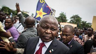 Kongo Demokratik Cumhuriyeti Devlet Başkanı Yardımcısı Vital Kamerhe