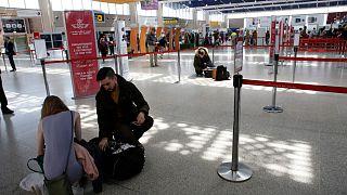 مطار محمد الخامس في الدار البيضاء