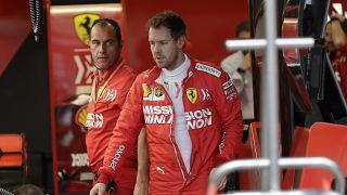 Ferrari pilotu Vettel takımdan ayrılıyor