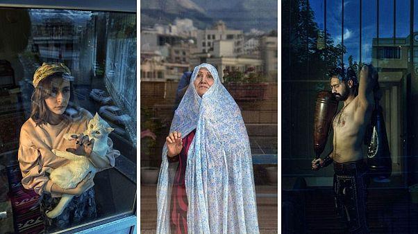 «میخواهم شهرم را با آدمهایش پس بگیرم»؛ نگاهی به مجموعه عکس «در قرنطینه»
