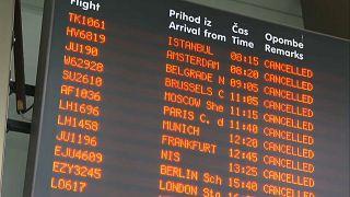 Eslovenia autoriza la reapertura de su aeropuerto internacional aunque mantiene la cuarentena