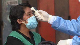 Marktleute müssen zum Coronavirus-Test