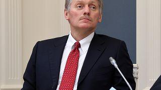 Virus Outbreak Russia Peskov