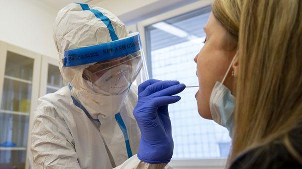 Koronavírus - Országos szűrővizsgálat-sorozat - Nagykanizsa, Koronavírus
