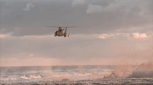 Szörfösök haltak meg a hirtelen támadt viharban Hollandiában