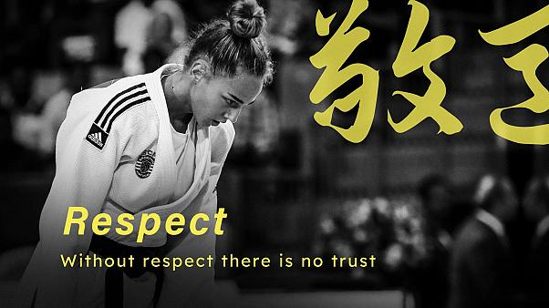 Judo Values: it all comes down to respect