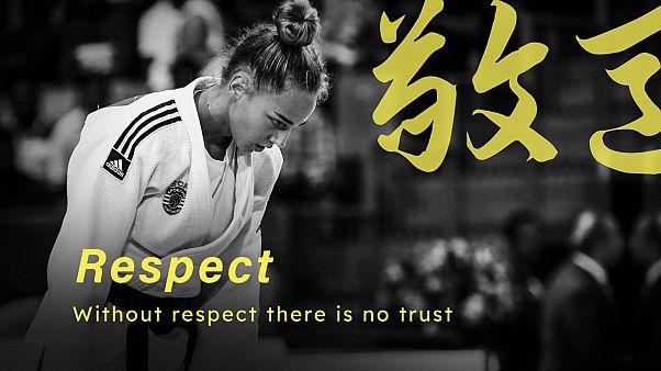 Kampfsport-Werte: Ohne Respekt gibt es kein Vertrauen im Judo