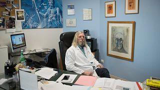 Fransız mikrobiyolog Didier Raoult