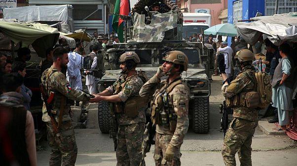 ارتش افغانستان پس از حملات طالبان دوباره به حالت تهاجمی برگشت