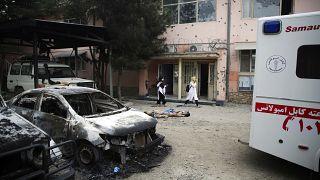 داعش يتبنى الهجوم على جنازة في شرق أفغانستان دون الإشارة لتفجير كابول