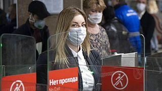 Rusia se convierte en el segundo país del mundo con más contagios