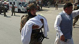 انجام دو حمله در افغانستان از جمله در یک بیمارستان زنان و زایمان