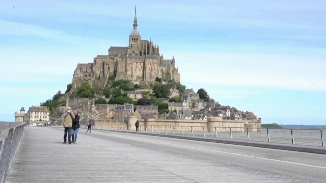Mont-Saint-Michel: Stille statt Touristen auf der Klosterinsel