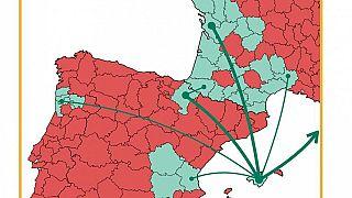 """La proposta: corridoi europei tra """"zone verdi"""" per salvare il turismo"""