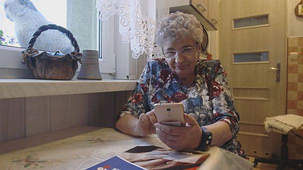 Μια εφαρμογή σε κινητό για ηλικιωμένους που χρειάζονται βοήθεια