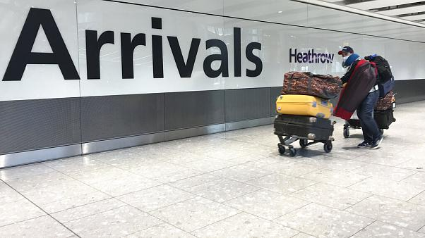 Coronavirus: UK should have quarantined airport arrivals 'much earlier' in COVID-19 outbreak