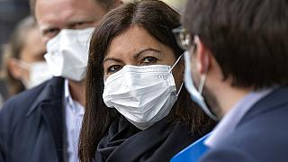 Coronavirus: Paris' mayor clashes with government over reopening of parks and gardens