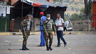 تسجيل أول إصابة بفيروس كورونا المستجد في ليسوتو
