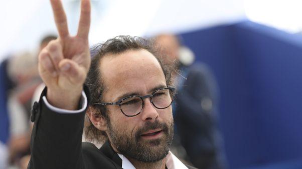 Cédric Herrou invité au 71ème Festival de Cannes - France - le 18 mai 2018