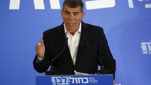 رئيس أركان الجيش الإسرائيلي السابق ووزير الخارجية الحالي غابي أشكنازي