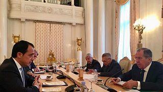 Συζητήσεις Χριστοδουλίδη με τους υπ. Εξωτερικών Ρωσίας και Ηνωμένου Βασιλείου