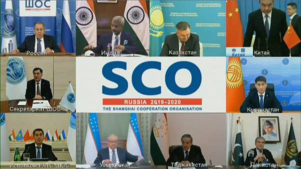 Он-лайн заседание министров иностранных дел стран ШОС