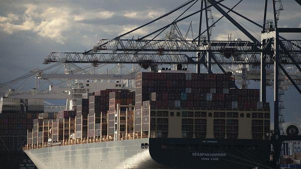 G20'de dış ticaret salgın yüzünden geriledi